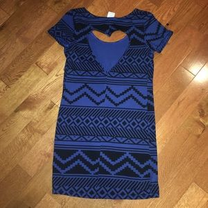 Victoria's Secret Pink size large dress Aztec